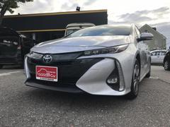 プリウスPHVA トヨタセーフティセンス メーカー地デジナビ