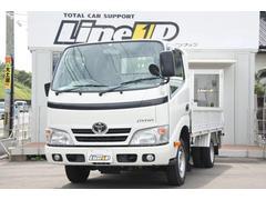 ダイナトラックジャストロー 1年間1万キロ無償保証