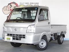 NT100クリッパートラックDX 4WD 5速マニュアル ガードプロテクター付