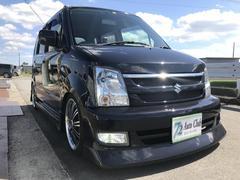 ワゴンRFX−LTD 車高調 マフラー