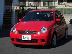 VW ルポGTI ワンオーナー 整備記録充実 ポータブルナビ ドラレコ