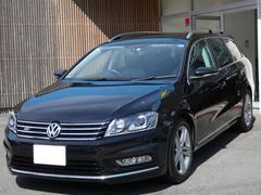VW パサートヴァリアントRラインエディション 特別仕様限定車 ワンオーナー 禁煙車