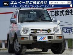 パジェロジュニアリンクス 純正アルミ フォグ 4WD