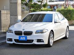 BMW523i Mスポーツパッケージ 純正ナビ フルセグTV