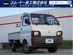 ミニキャブトラックTD 4WD 3方開