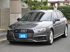 アウディ S4アバントナビTV Sスポーツシート ワンオーナー 禁煙車