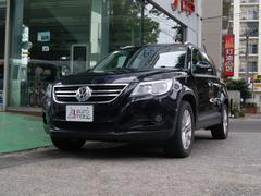 VW ティグアンスポーツ&スタイル レザーシート ナビ TV Sヒーター