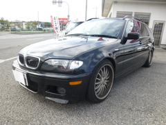 BMW318iT ハイライン 黒革シート HIDヘッドライト
