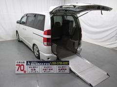 ノアスロープタイプ車いす1基積7人乗り 全国対応1年間無料保証