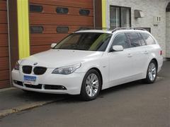 BMW530iツーリング 横滑防止装置 プッシュスタート