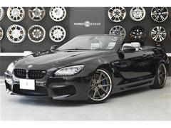 BMW M6カブリオレ 白革 ハイパーフォージドHF−LC5 20in