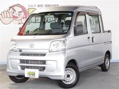 ハイゼットカーゴデッキバン 4WD 5速マニュアル ETC 純正ラジオ