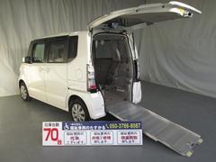 N BOXスロープタイプ 4人乗り 全国対応1年間無料保証