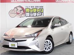 プリウスS トヨタセーフティセンスP 純正SDナビ・フルセグTV