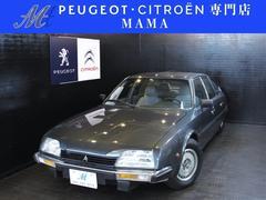 シトロエン CXパラス 西武自動車正規 オリジナルコンディション DENON