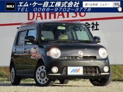 ミラココアココアプラスX ルーフレール 純正CD タイヤ4本新品