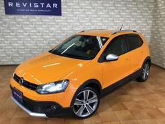 VW ポロクロスポロ・ナビTV・Bluetooth・コーナーセンサー