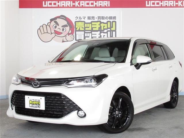 トヨタ 1.5G W×B トヨタセーフティセンスC