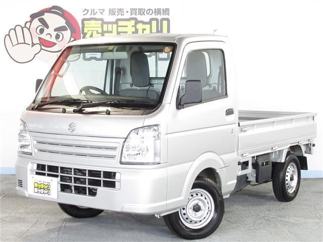 スズキ KCエアコン・パワステ 4WD 最大積載量350kg