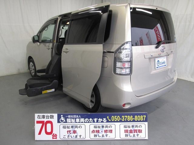 トヨタ サイドリフトアップシート7人乗 全国1年無料保証 SDナビ