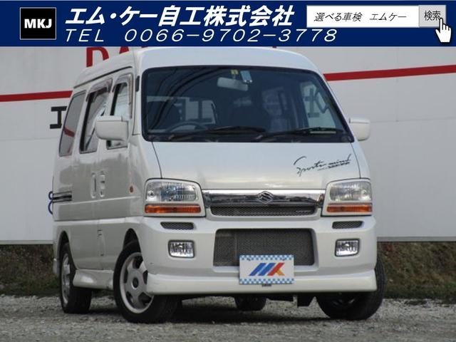 スズキ スポーツ 4WD 5MT ターボ