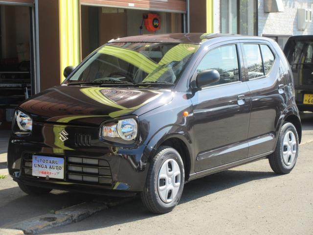 スズキ L 4WD Aストップ 横滑防止装置 シートヒーター CD
