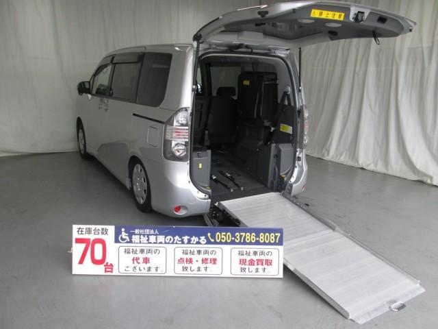 トヨタ スロープタイプ 車椅子1基積 8人乗り 全国1年無料保証