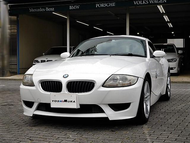 BMW Mクーペ 右H 黒革シート