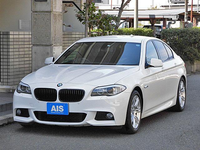 BMW 528i Mスポーツパッケージ ナビTV黒革 レムスマフラー