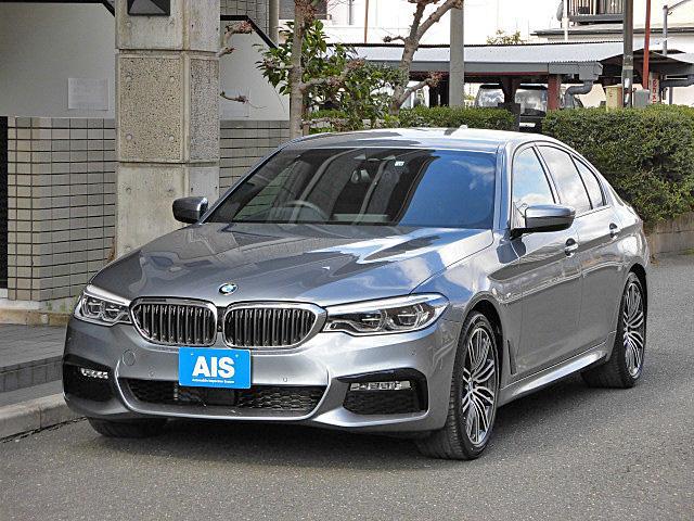 BMW 523i Mスポーツ ナビTV ドライビングアシスト