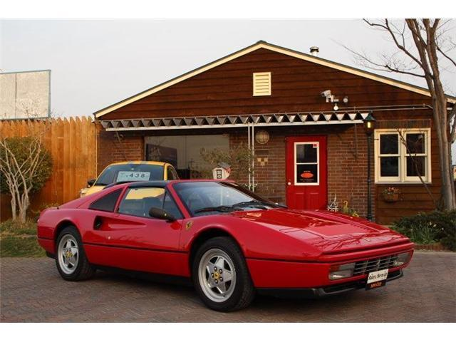 フェラーリ GTS 後期モデル