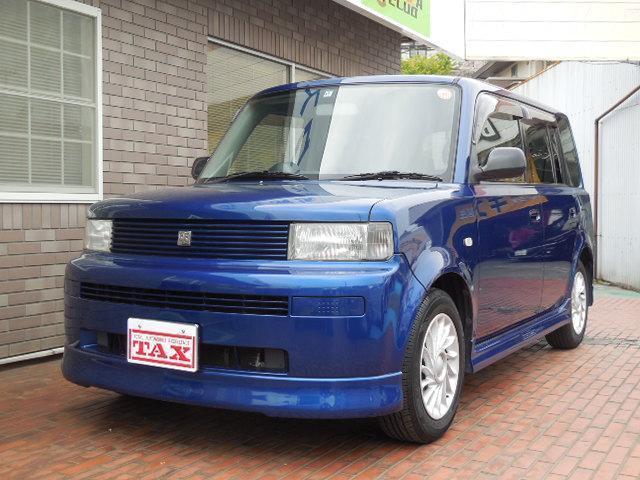 トヨタ bB 1300S−Xバージョン フルエアロ DVDナビ ...