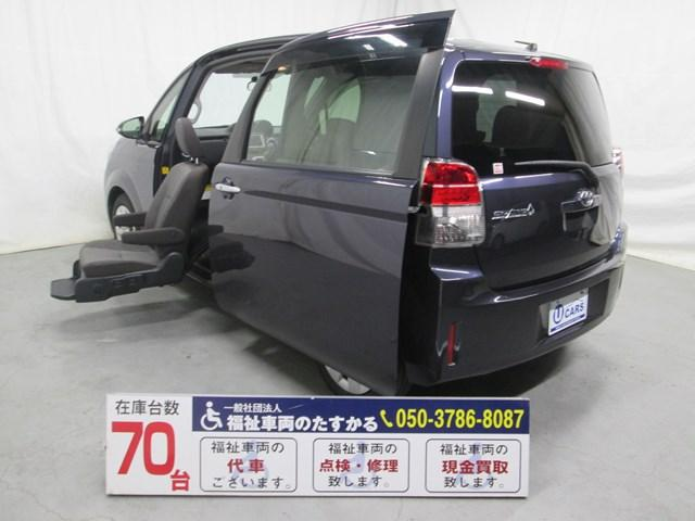 トヨタ 助手席リフトアップシート クレーン付き 全国無料一年保証