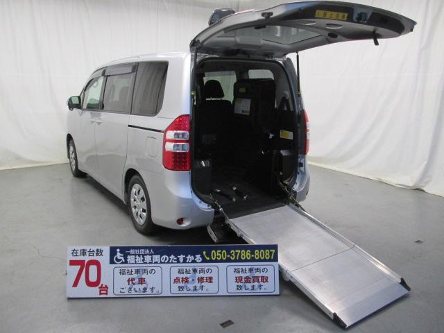 トヨタ 4WD スロープタイプ2基積 7人乗り 全国無料1年保証