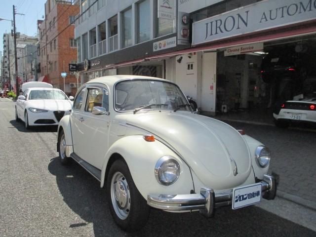 フォルクスワーゲン 1303S ディーラー車