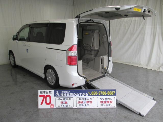 トヨタ 4WD スロープタイプ車椅子1基積 6人乗 全国無料1年保証