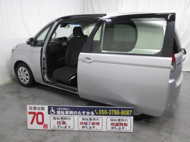 トヨタ 助手席回転チルトシート 電動車椅子収納装置