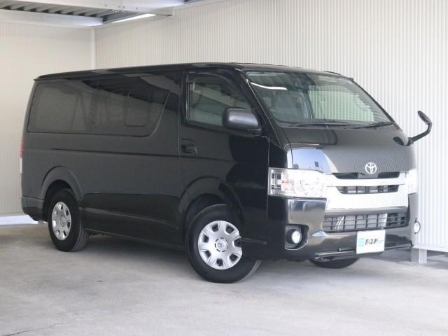 トヨタ 2.0 DX ロング GLパッケージ ナビ TV DVD
