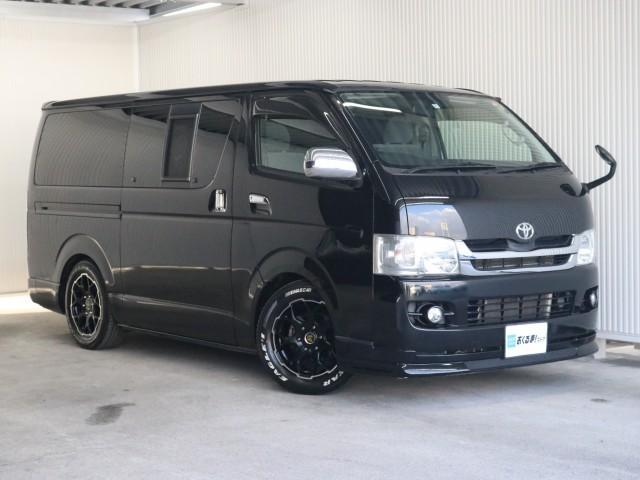 トヨタ 2.0 スーパーGL ロング ナビTV Bモニタ Fダウン