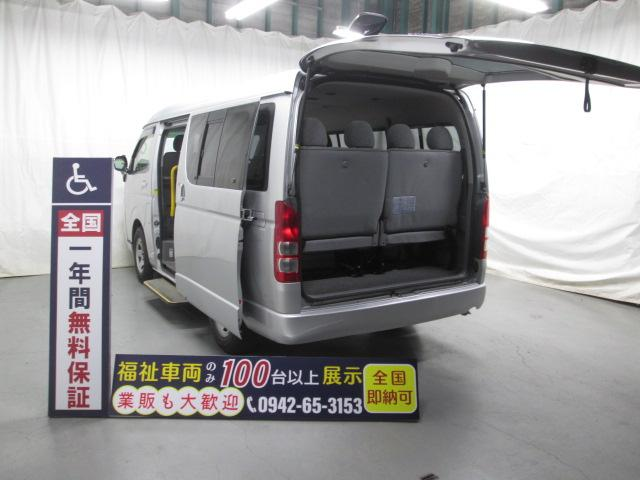 トヨタ GL 送迎仕様車 10人乗り 全国無料1年保証