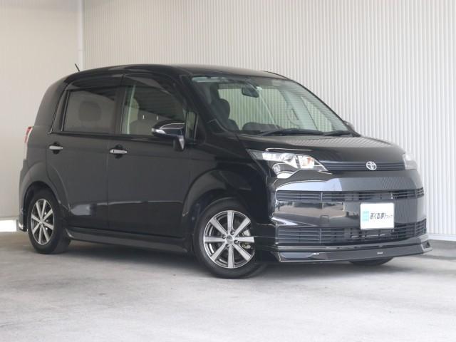 トヨタ 1.5 F モデリスタセレクションエアロ 純正SDナビ