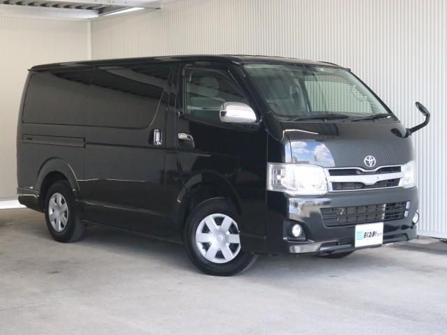 トヨタ 2.0 スーパーGL ロング 純正SDナビ 地デジ