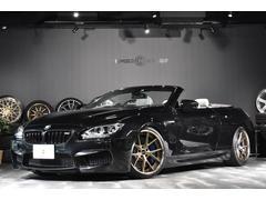 BMW M6カブリオレ 白革 ハイパーフォージドHF−LC5 20AW