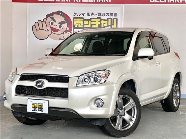 トヨタ スタイルSパッケージ 4WD SDナビ・フルセグ・DVD-V