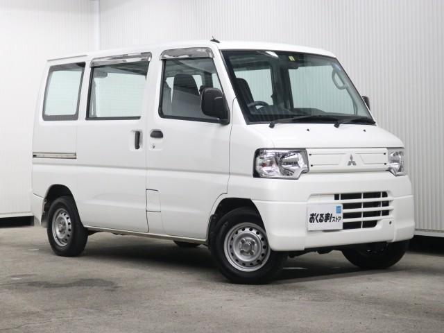 三菱 660 CD 4WD パワステ スタッドレスタイヤ