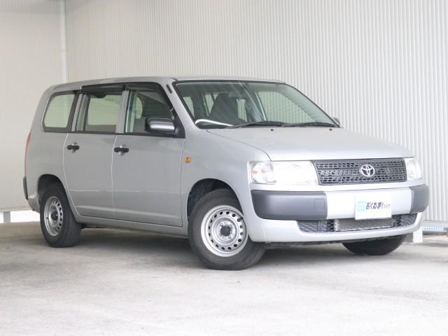 トヨタ 1.3 DXコンフォートパッケージ 外品ナビ 電動ミラー