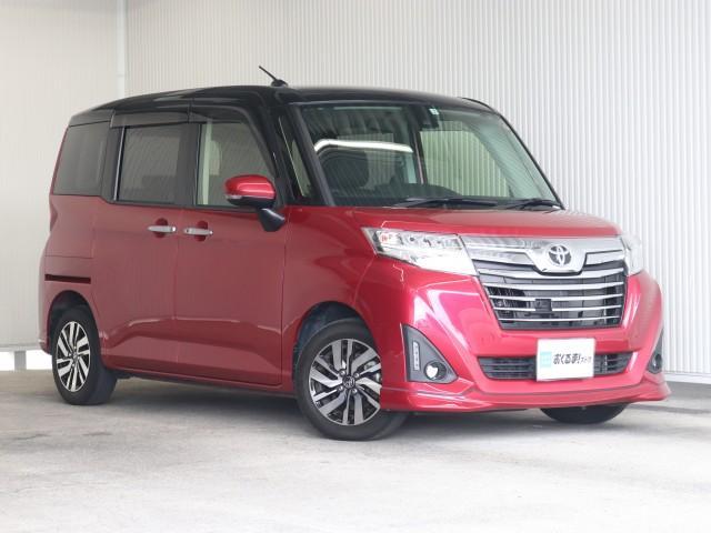 トヨタ 1.0 カスタム G S 禁煙車 両側Pスラ クルコン