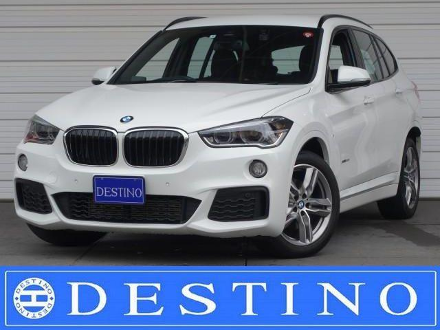 BMW xDrive 18d Mスポーツ ディーゼル AWD