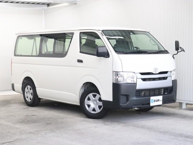 トヨタ 2.0 DX ロング バックモニター 地デジ