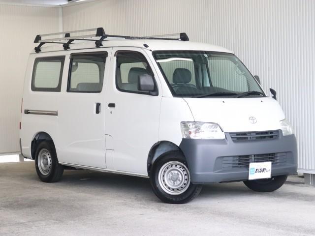 トヨタ 1.5 DX 純正ETC付 Wエアバック 両側スライドドア